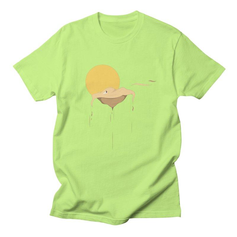 Desert Men's Regular T-Shirt by Svaeth's Artist Shop