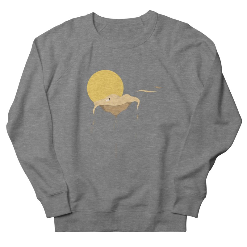 Desert Men's Sweatshirt by Svaeth's Artist Shop