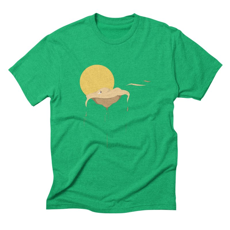 Desert Men's Triblend T-Shirt by Svaeth's Artist Shop