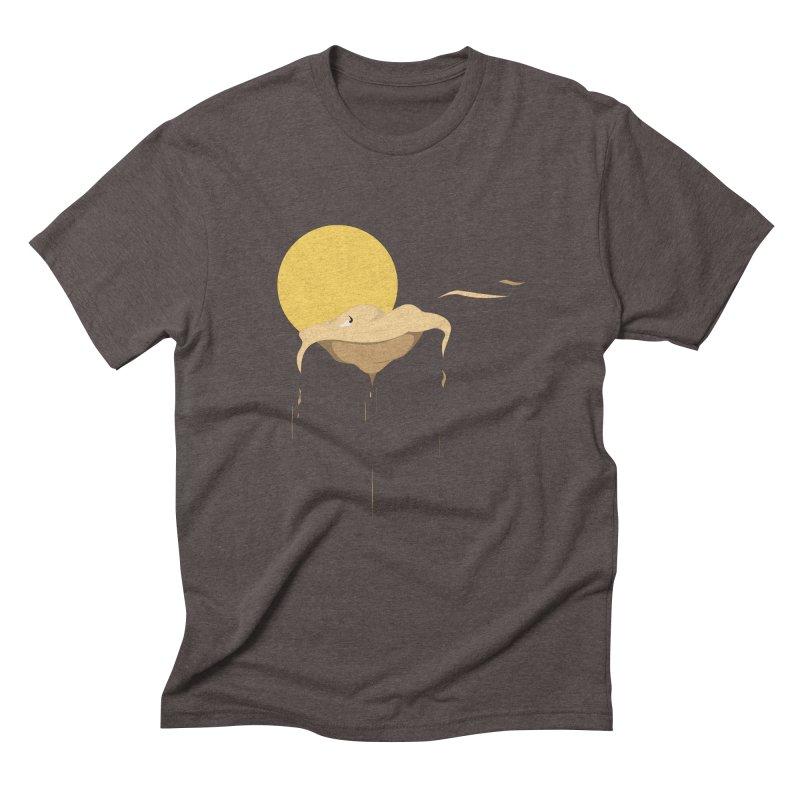 Desert Men's Triblend T-shirt by Svaeth's Artist Shop