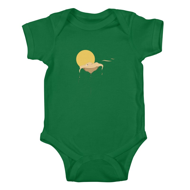 Desert Kids Baby Bodysuit by Svaeth's Artist Shop