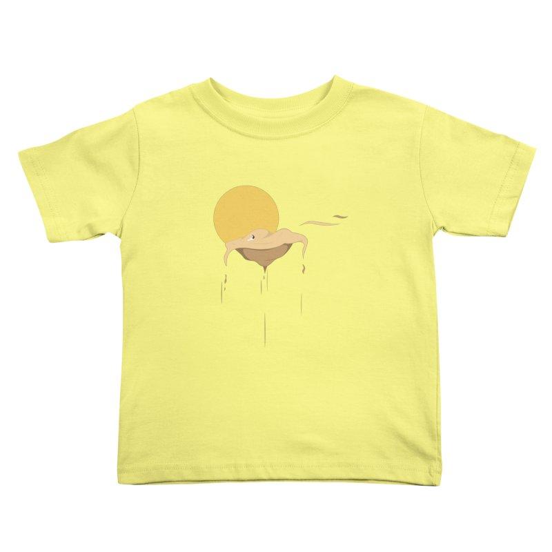 Desert Kids Toddler T-Shirt by Svaeth's Artist Shop