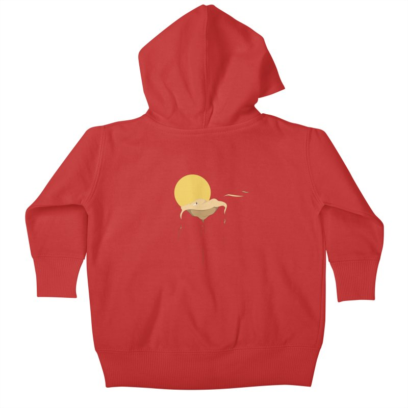 Desert Kids Baby Zip-Up Hoody by Svaeth's Artist Shop