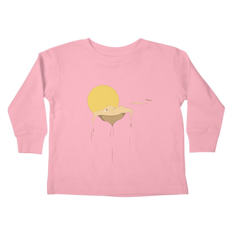 Desert Kids Toddler Longsleeve T-Shirt by Svaeth's Artist Shop