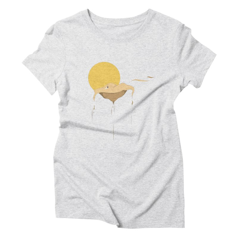 Desert Women's Triblend T-shirt by Svaeth's Artist Shop