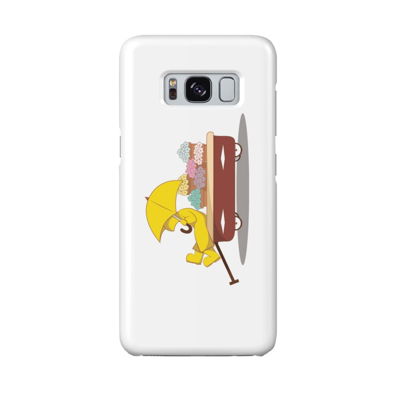 Spring Showers Accessories Phone Case by Svaeth's Artist Shop