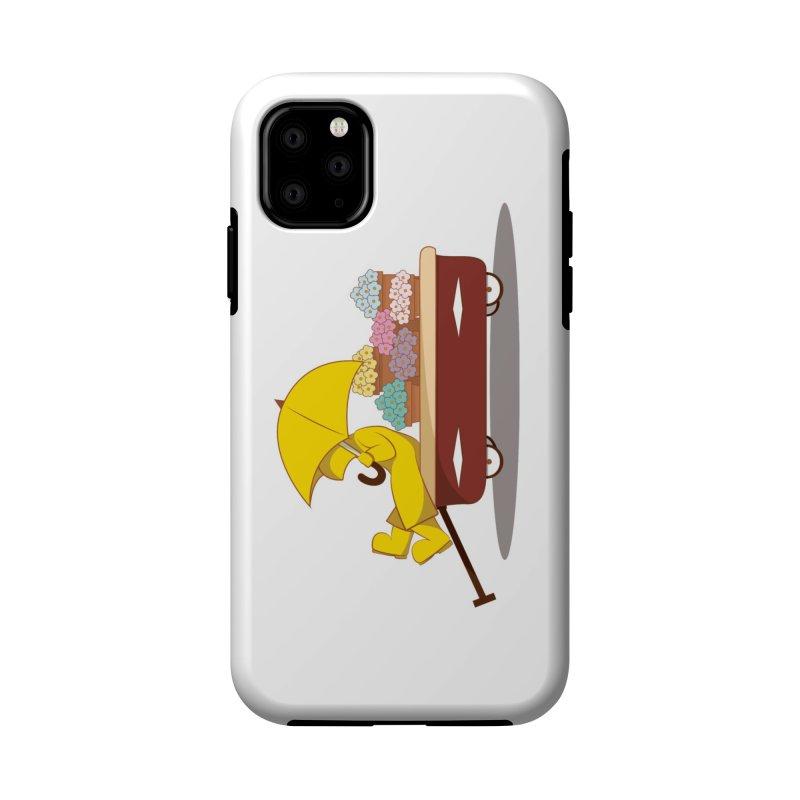 Spring Showers Accessories Phone Case by Svaeth's Artist Shop