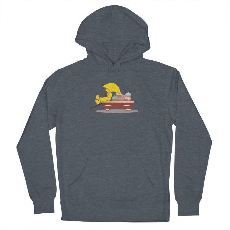 Spring Showers Men's Pullover Hoody by Svaeth's Artist Shop
