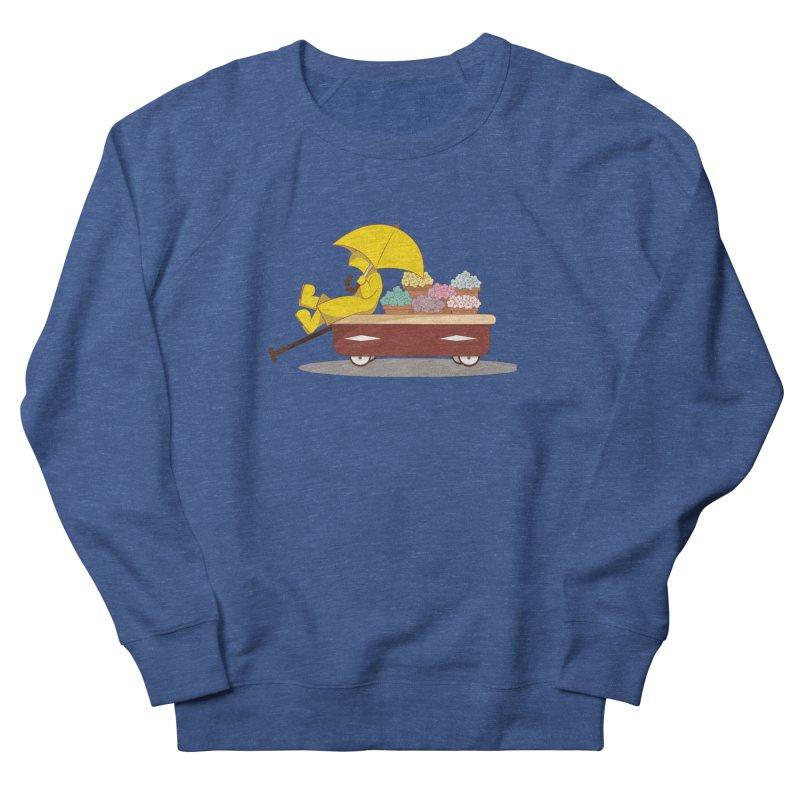 Spring Showers Women's Sweatshirt by Svaeth's Artist Shop