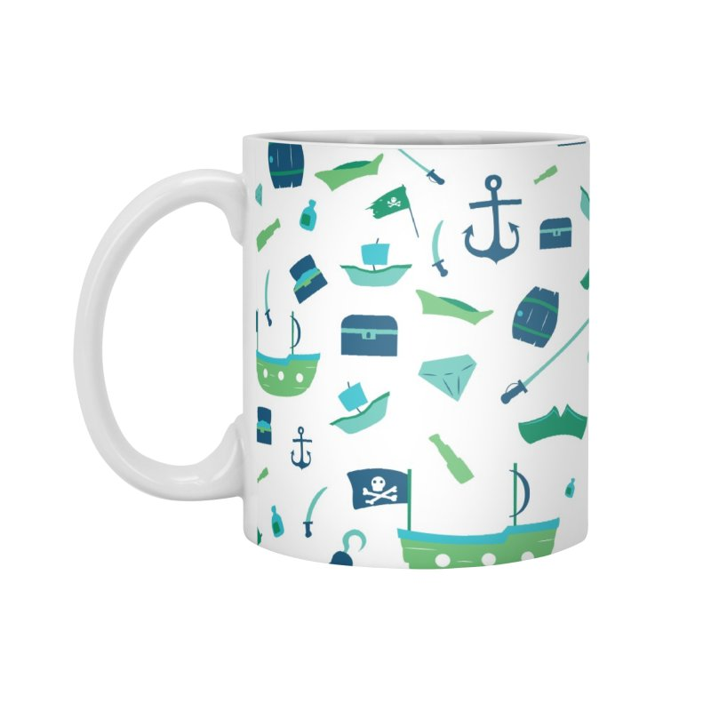 Pirates Accessories Mug by Svaeth's Artist Shop
