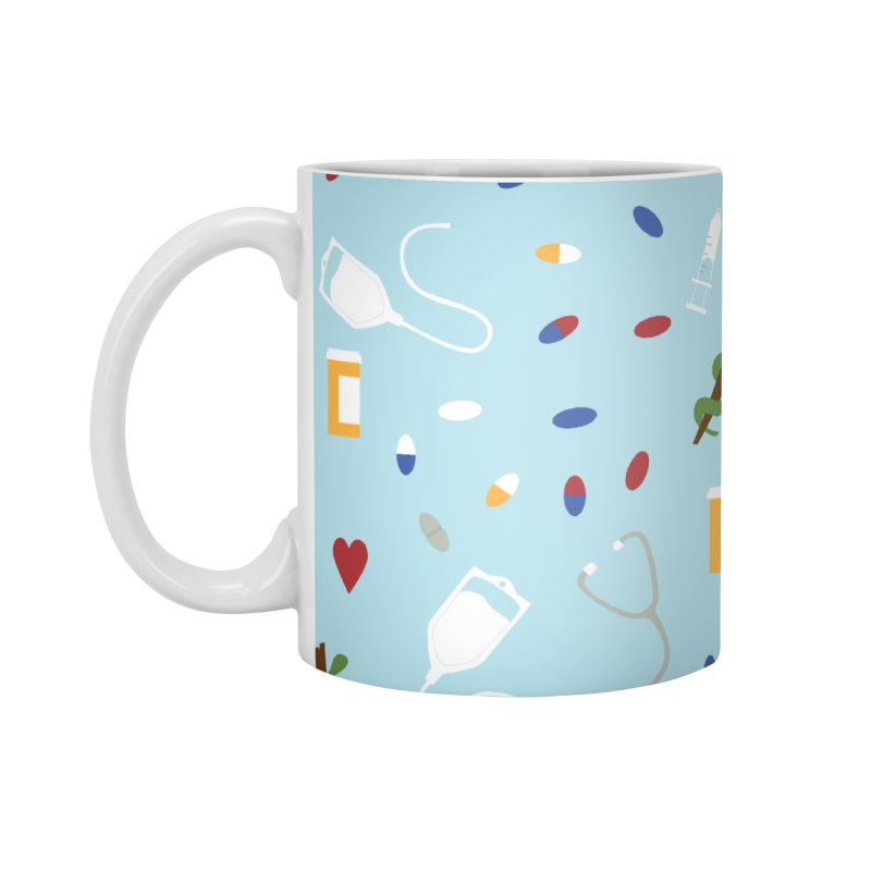 Hospital Accessories Mug by Svaeth's Artist Shop