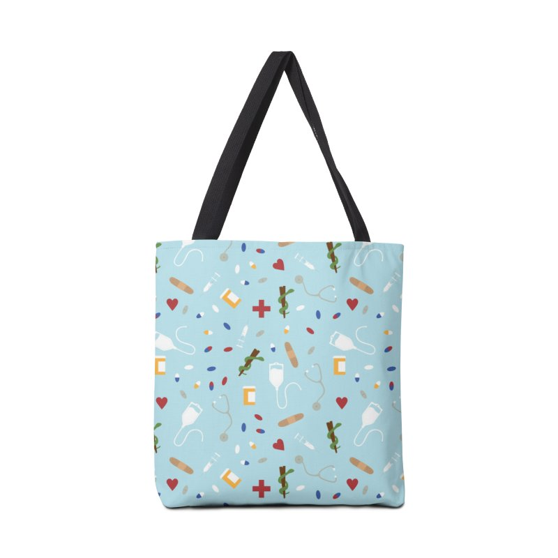 Hospital Accessories Bag by Svaeth's Artist Shop