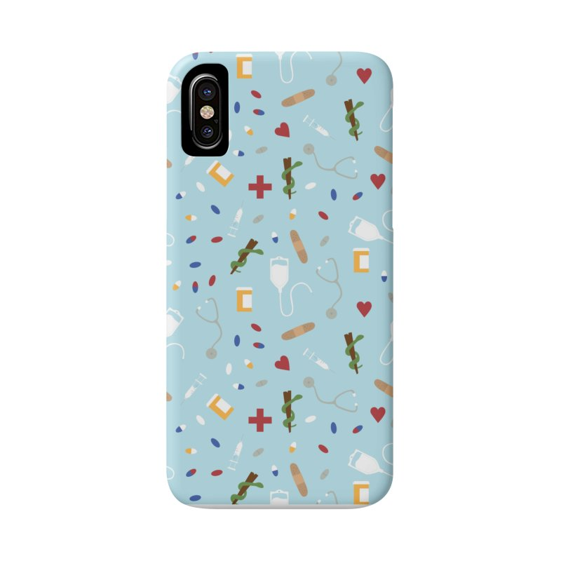 Hospital Accessories Phone Case by Svaeth's Artist Shop