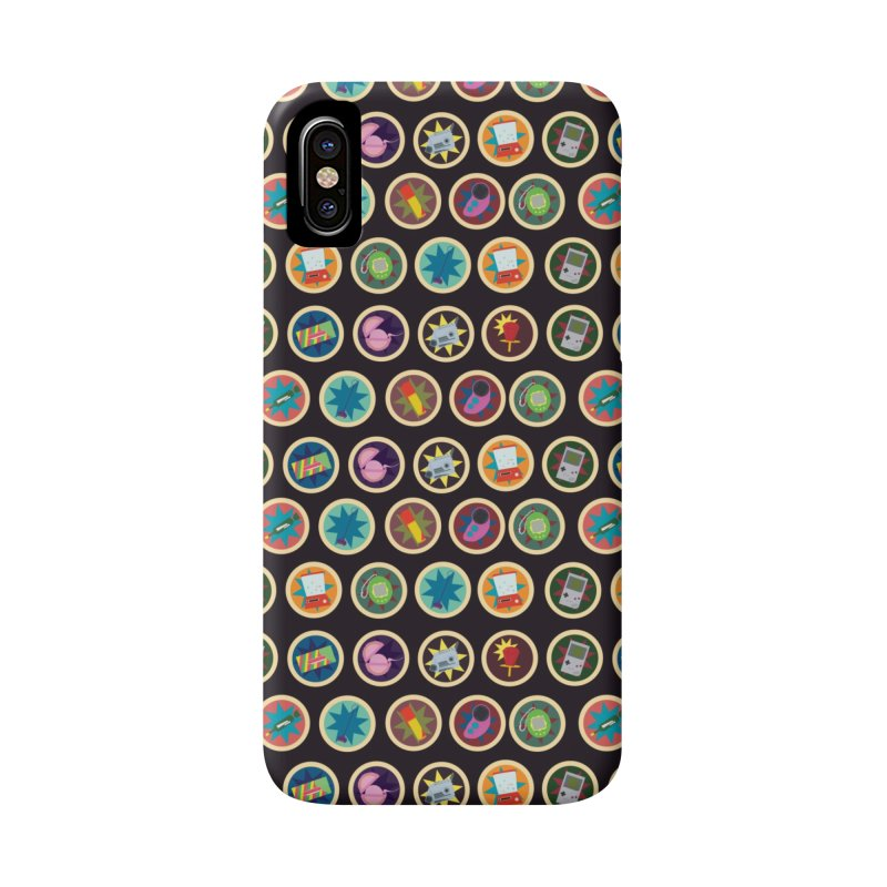 Toys, Games, and Candy Accessories Phone Case by Svaeth's Artist Shop