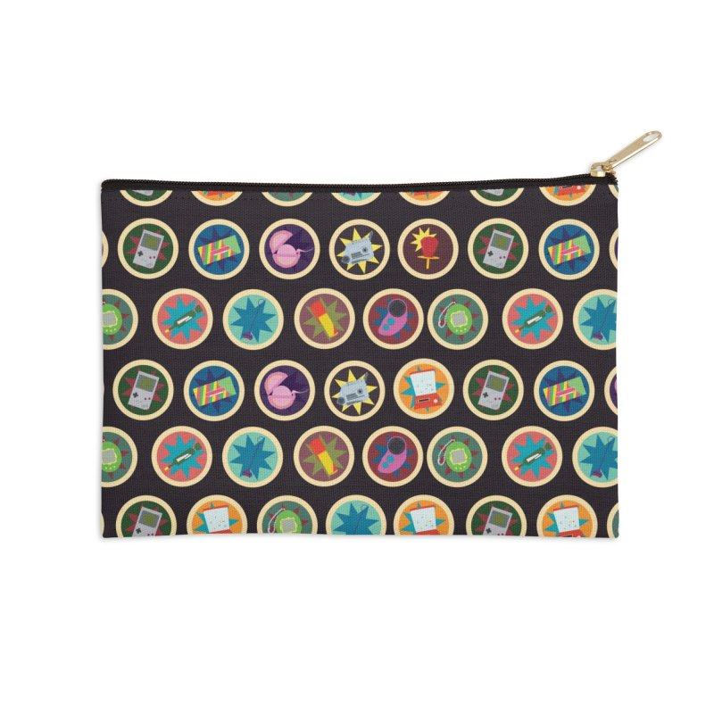 Toys, Games, and Candy Accessories Zip Pouch by Svaeth's Artist Shop