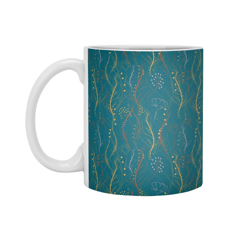 Chaotic Nature Accessories Mug by Svaeth's Artist Shop