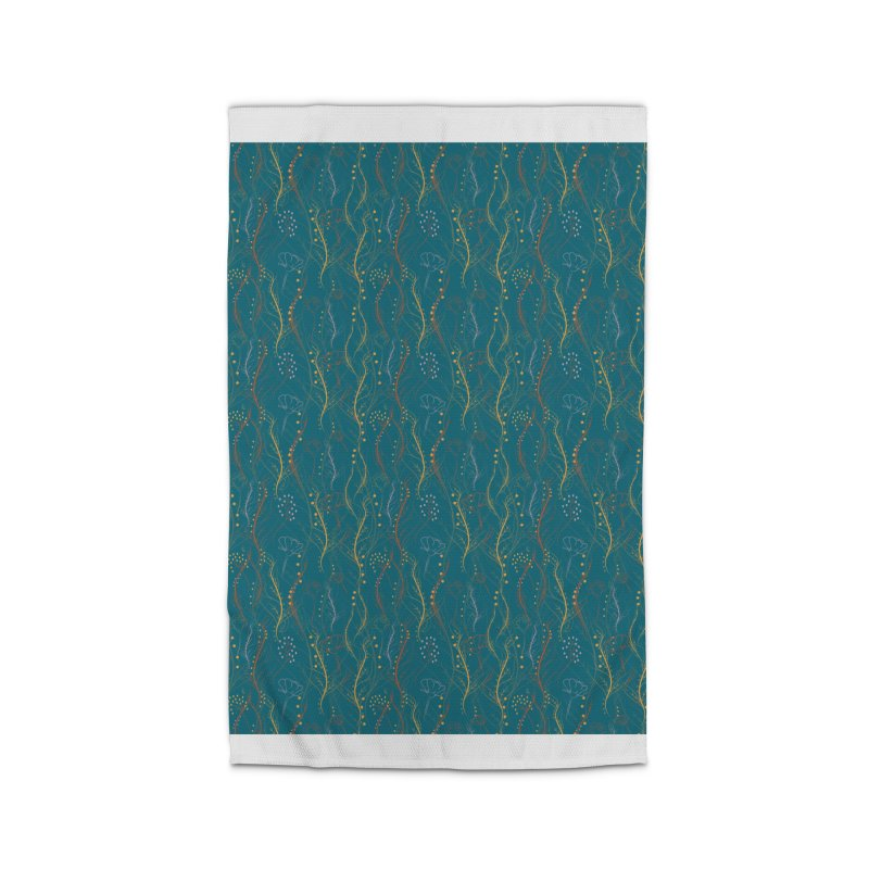 Chaotic Nature Home Rug by Svaeth's Artist Shop