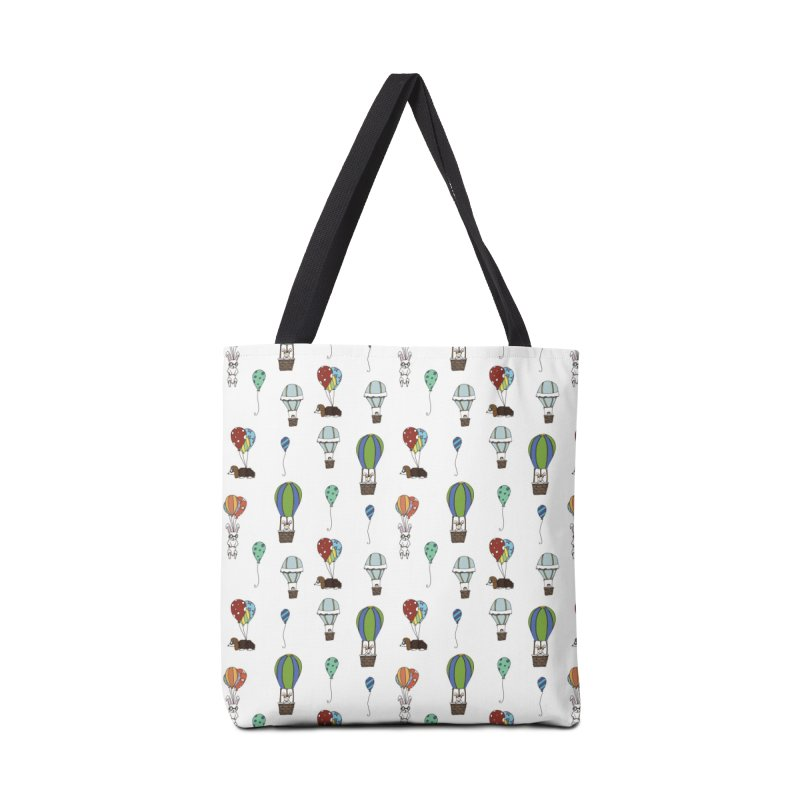Balloon Buddies Accessories Bag by Svaeth's Artist Shop