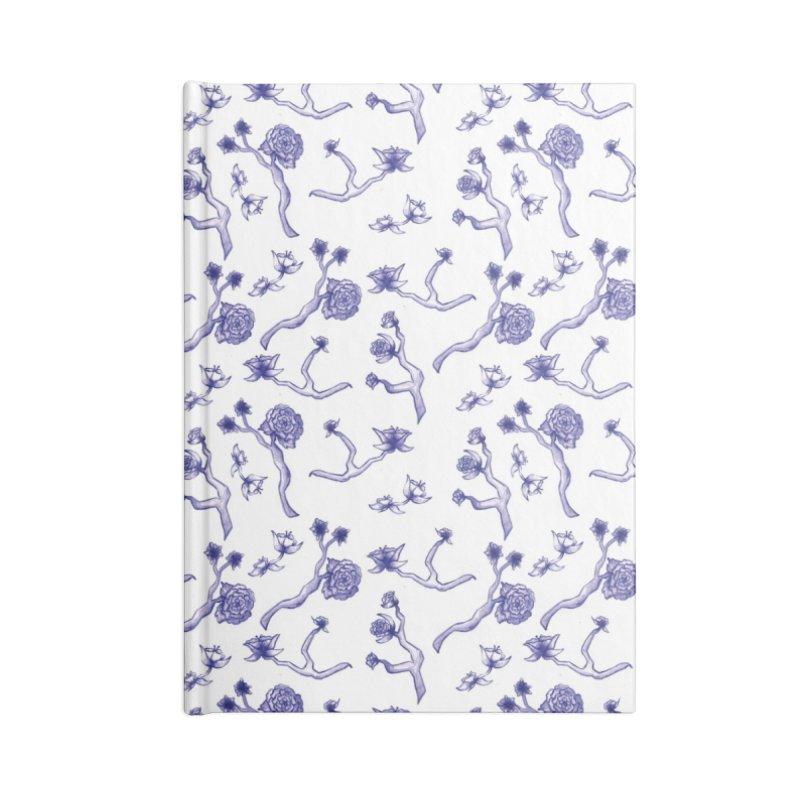 Flower Branches Accessories Notebook by Svaeth's Artist Shop