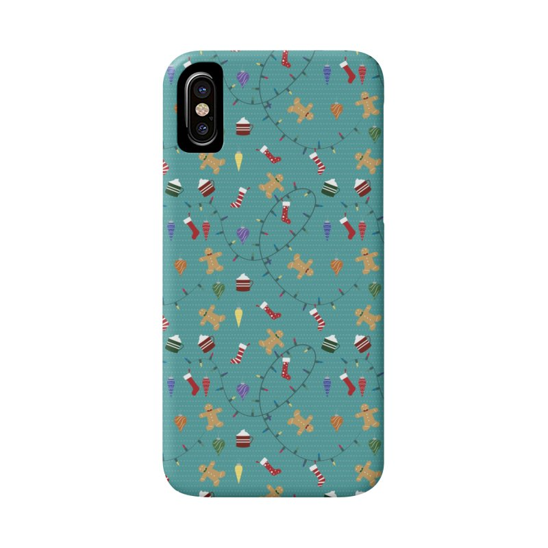 Holiday Decor Accessories Phone Case by Svaeth's Artist Shop