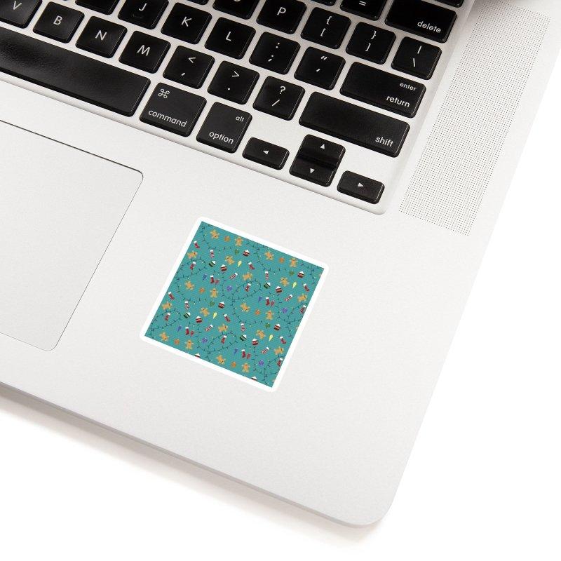 Holiday Decor Accessories Sticker by Svaeth's Artist Shop