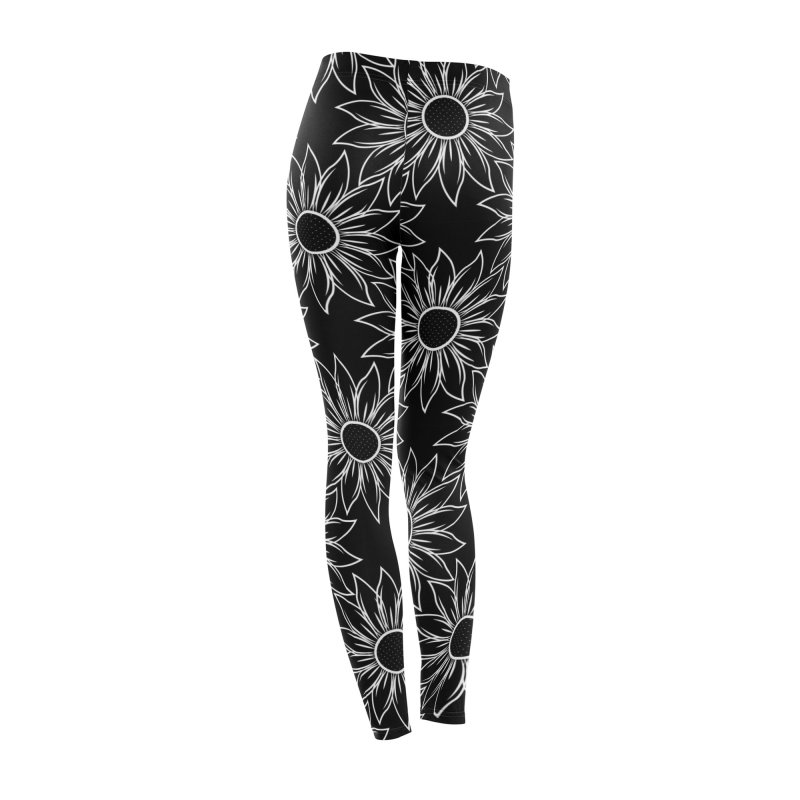 Sunflowers Women's Bottoms by Svaeth's Artist Shop
