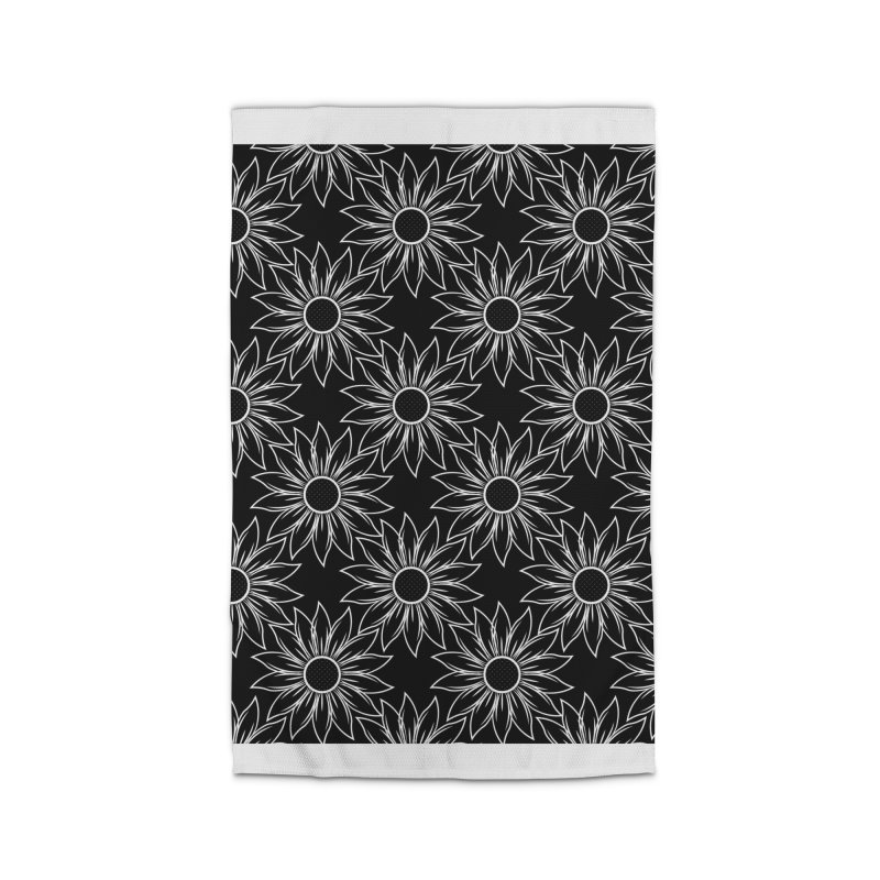 Sunflowers Home Rug by Svaeth's Artist Shop