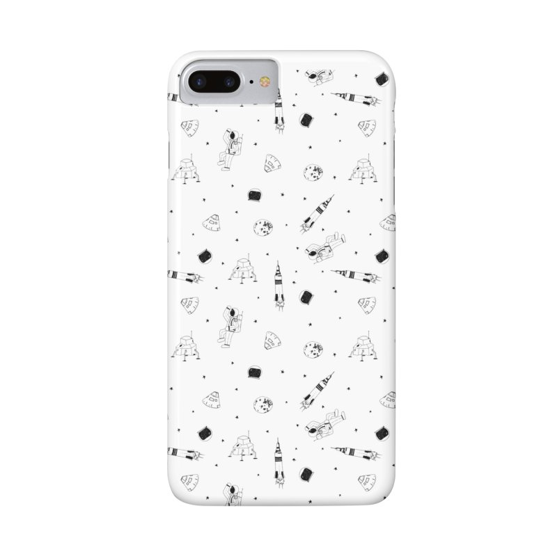 Moon Landing Accessories Phone Case by Svaeth's Artist Shop