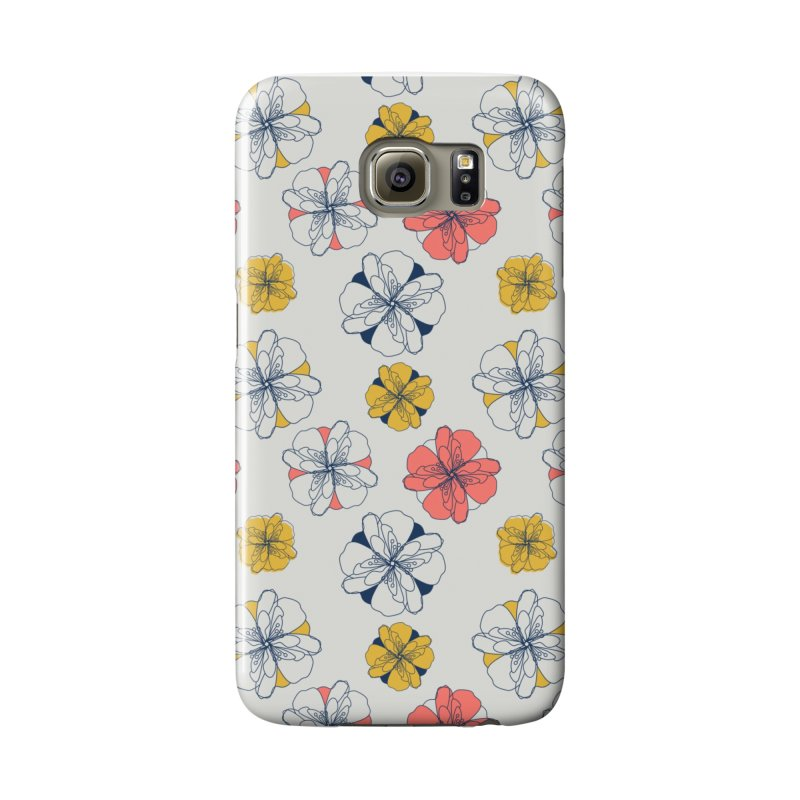 Springtime Floral Accessories Phone Case by Svaeth's Artist Shop