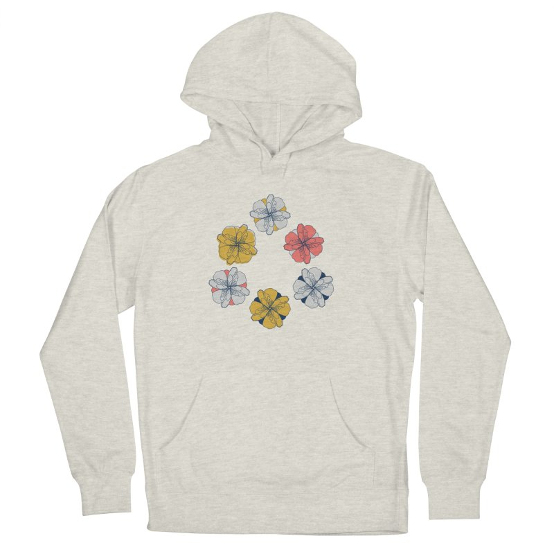Springtime Floral Women's Pullover Hoody by Svaeth's Artist Shop