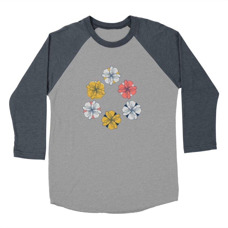 Springtime Floral Women's Longsleeve T-Shirt by Svaeth's Artist Shop