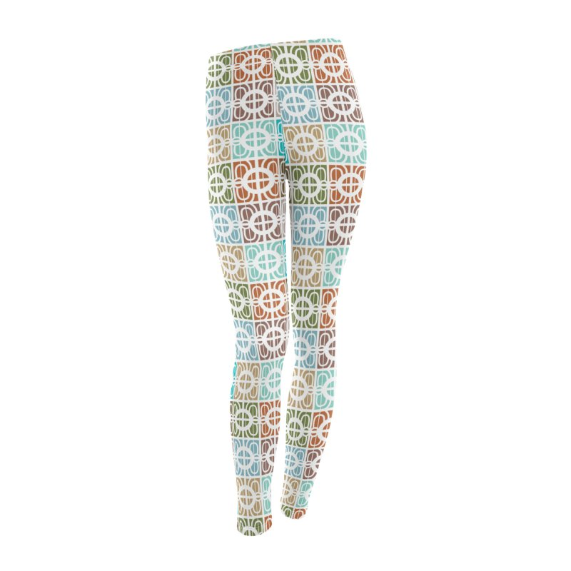 Desert Tiles Women's Leggings Bottoms by Svaeth's Artist Shop