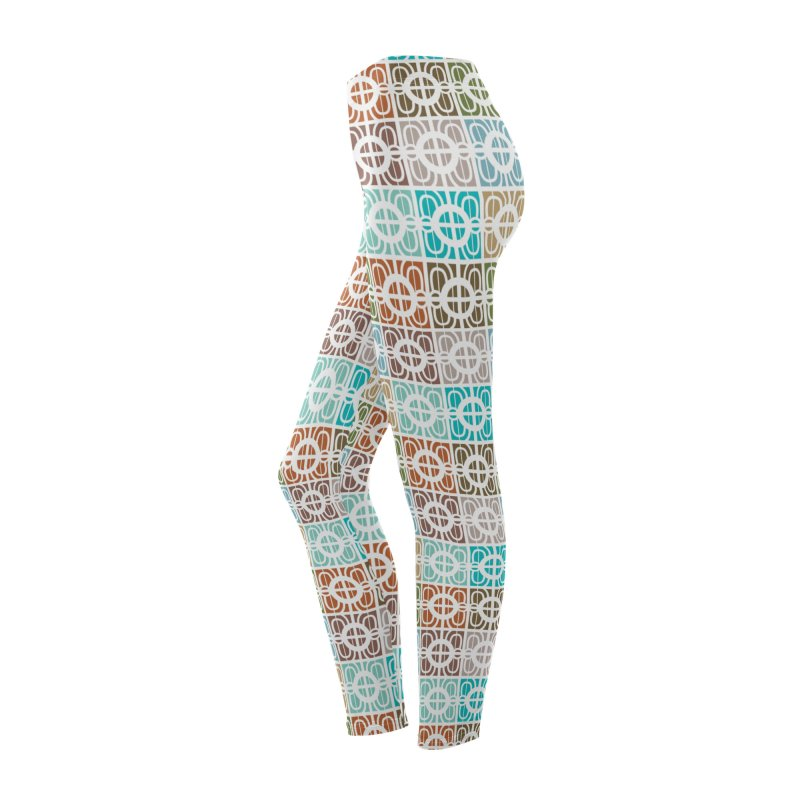 Desert Tiles Women's Bottoms by Svaeth's Artist Shop