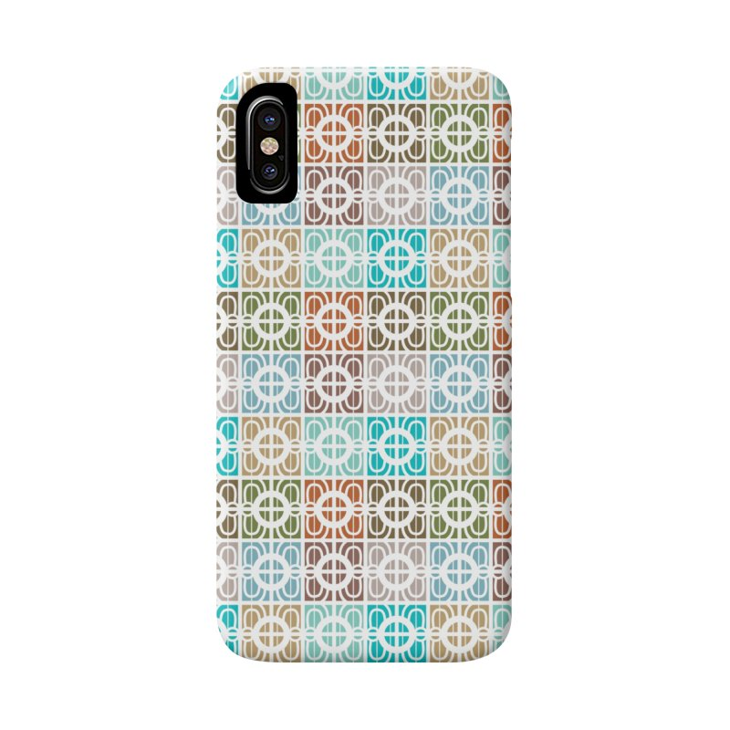 Desert Tiles Accessories Phone Case by Svaeth's Artist Shop
