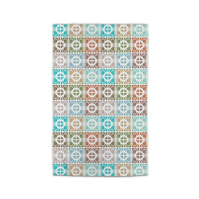 Desert Tiles Home Rug by Svaeth's Artist Shop