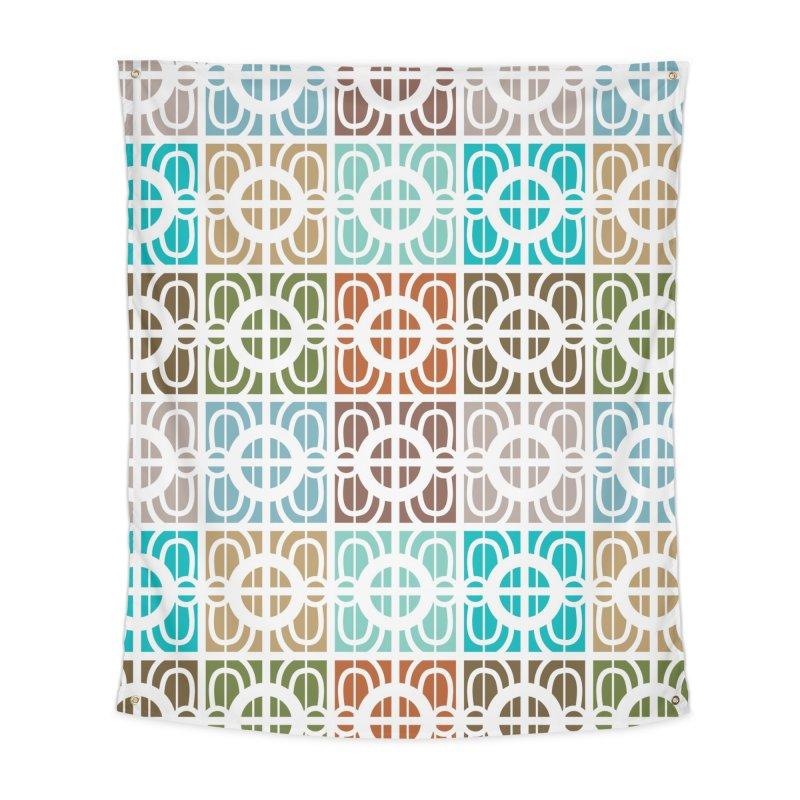 Desert Tiles Home Tapestry by Svaeth's Artist Shop