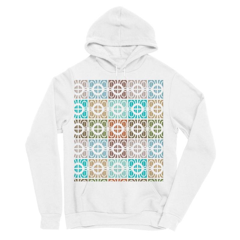 Desert Tiles Women's Sponge Fleece Pullover Hoody by Svaeth's Artist Shop