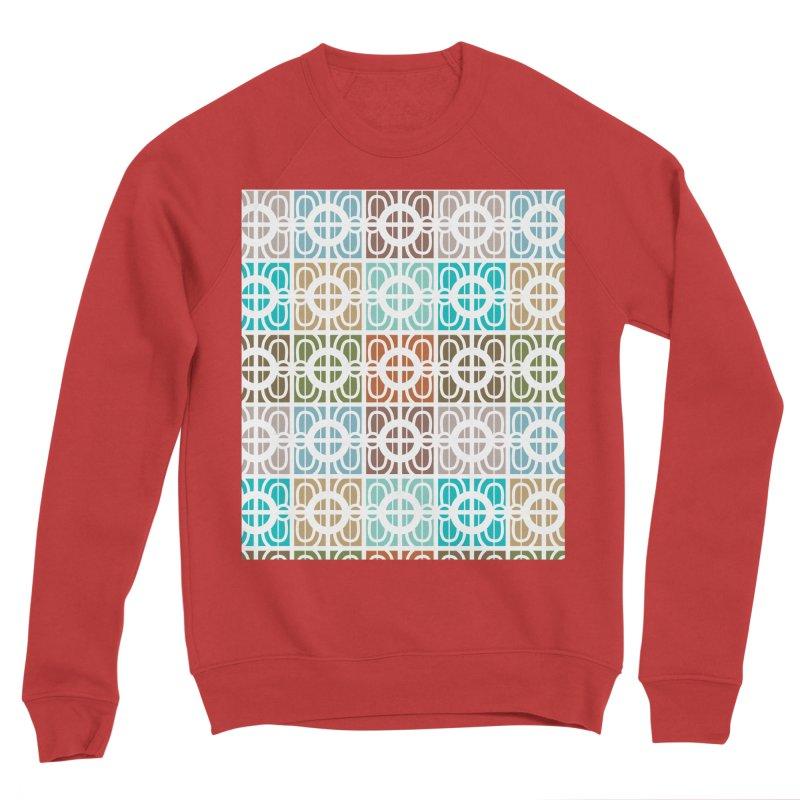 Desert Tiles Women's Sponge Fleece Sweatshirt by Svaeth's Artist Shop