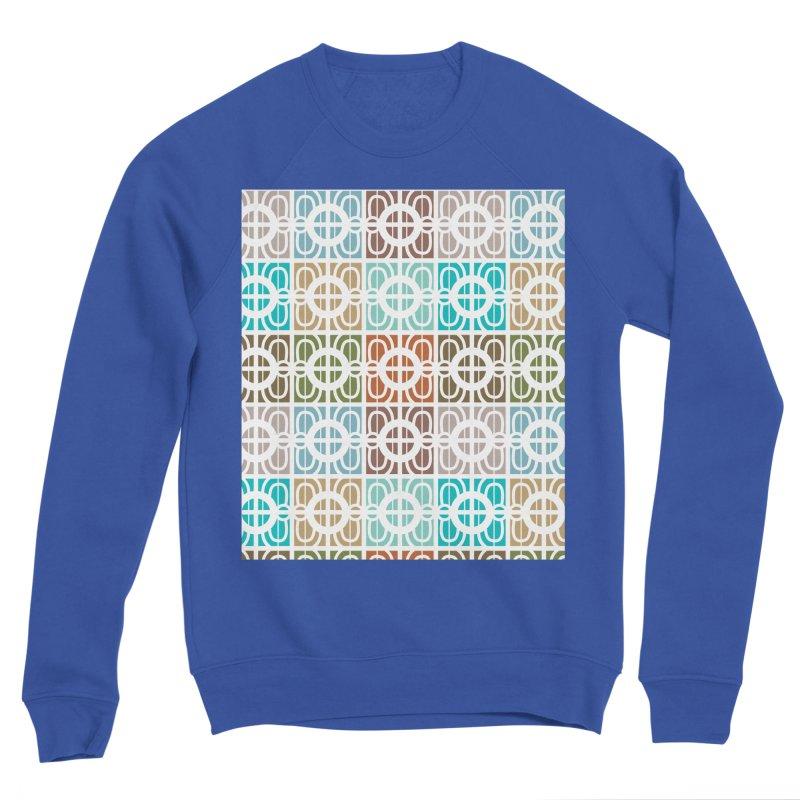 Desert Tiles Men's Sweatshirt by Svaeth's Artist Shop