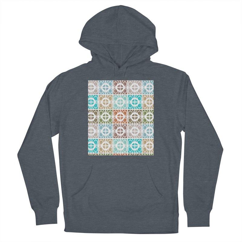 Desert Tiles Men's Pullover Hoody by Svaeth's Artist Shop