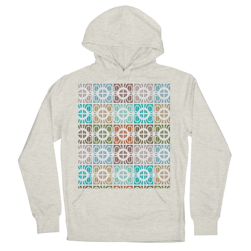 Desert Tiles Men's Pullover Hoody by Svaeth's Artist Shop
