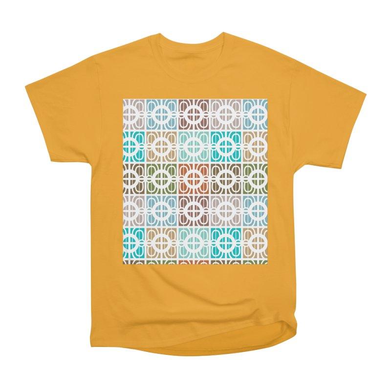 Desert Tiles Women's Heavyweight Unisex T-Shirt by Svaeth's Artist Shop