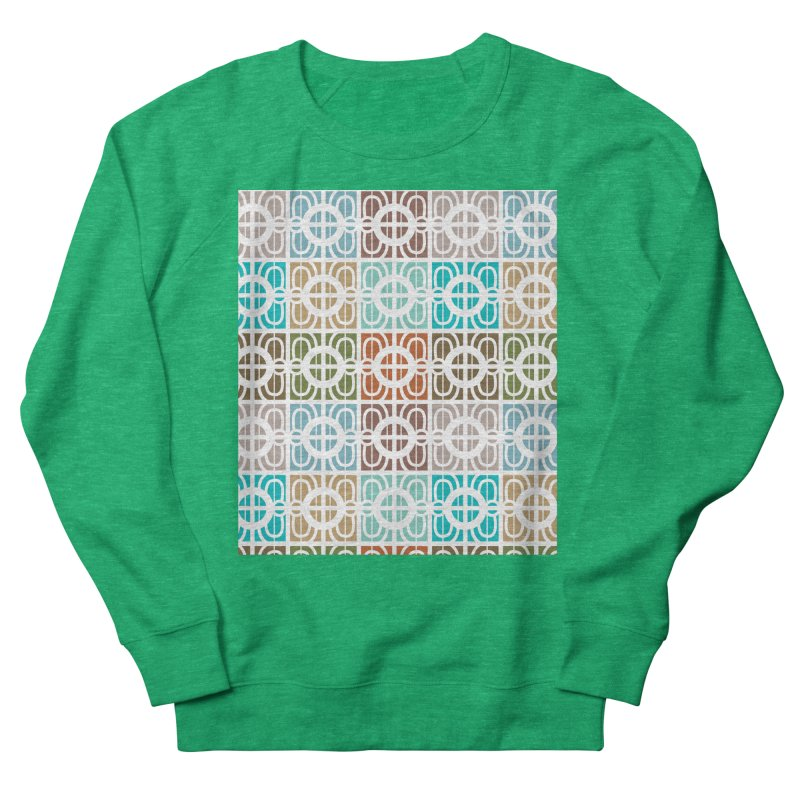 Desert Tiles Women's Sweatshirt by Svaeth's Artist Shop