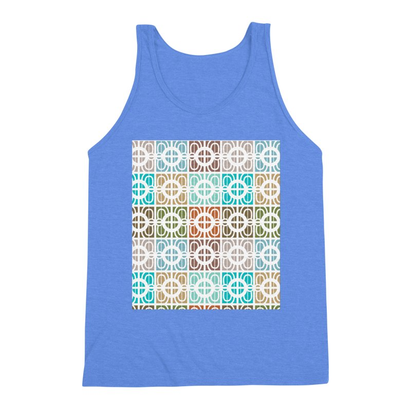 Desert Tiles Men's Tank by Svaeth's Artist Shop