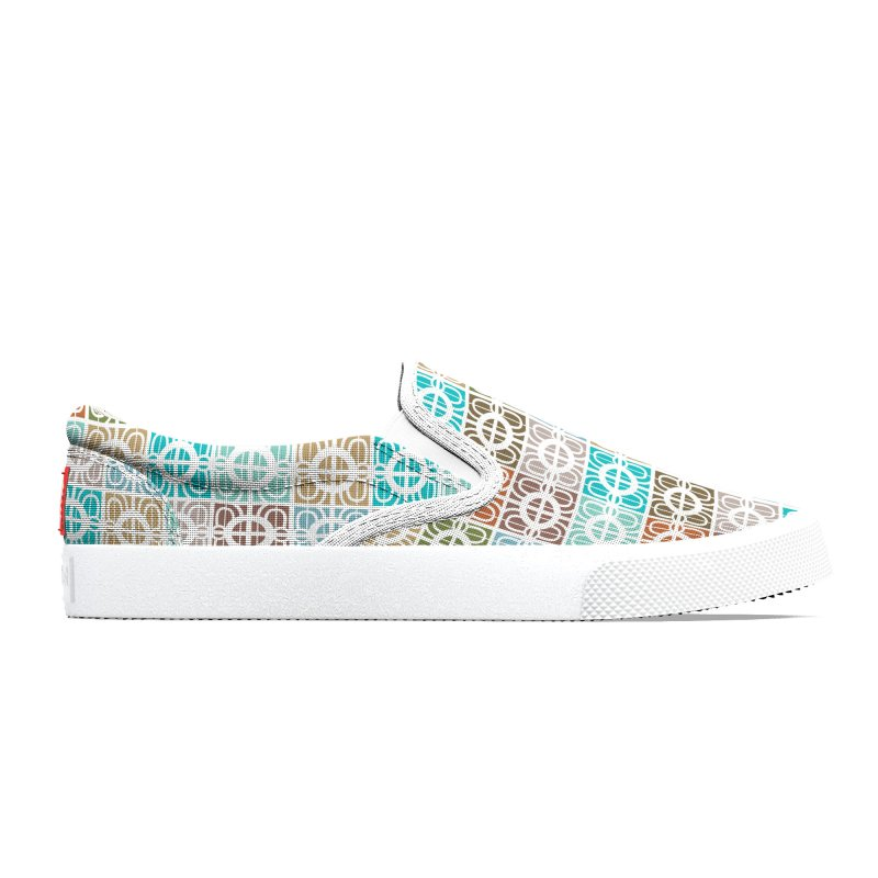 Desert Tiles Women's Shoes by Svaeth's Artist Shop