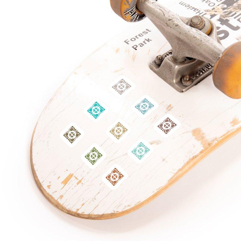 Desert Tiles Accessories Sticker by Svaeth's Artist Shop