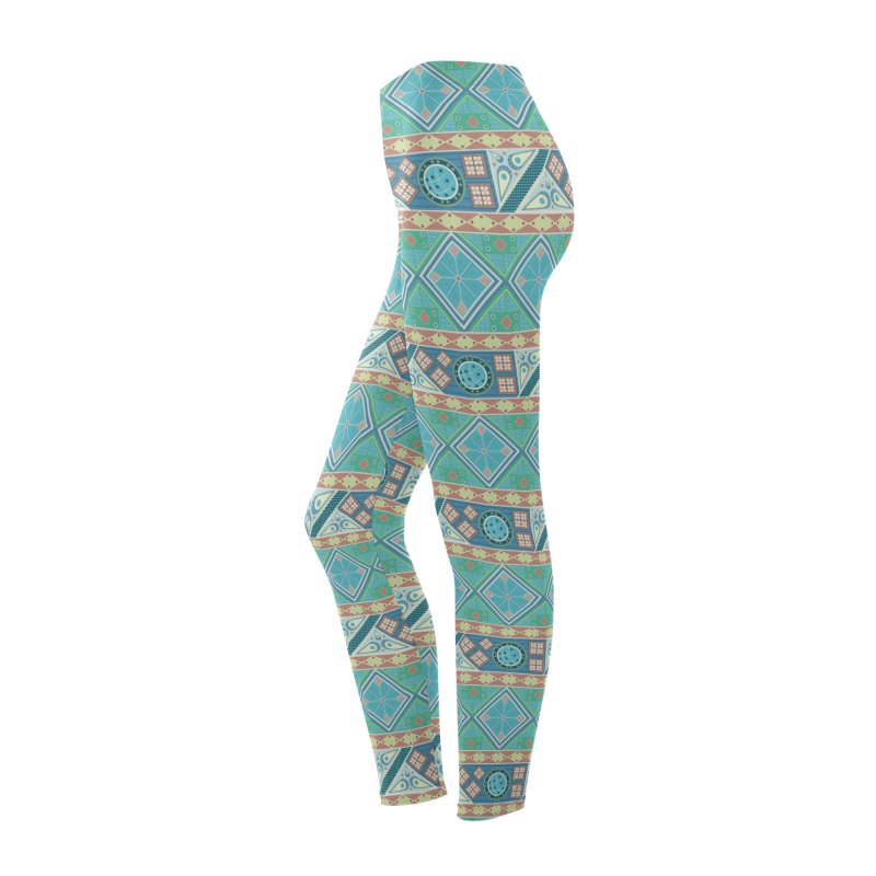 Pysanky Women's Bottoms by Svaeth's Artist Shop