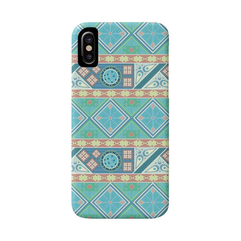Pysanky Accessories Phone Case by Svaeth's Artist Shop