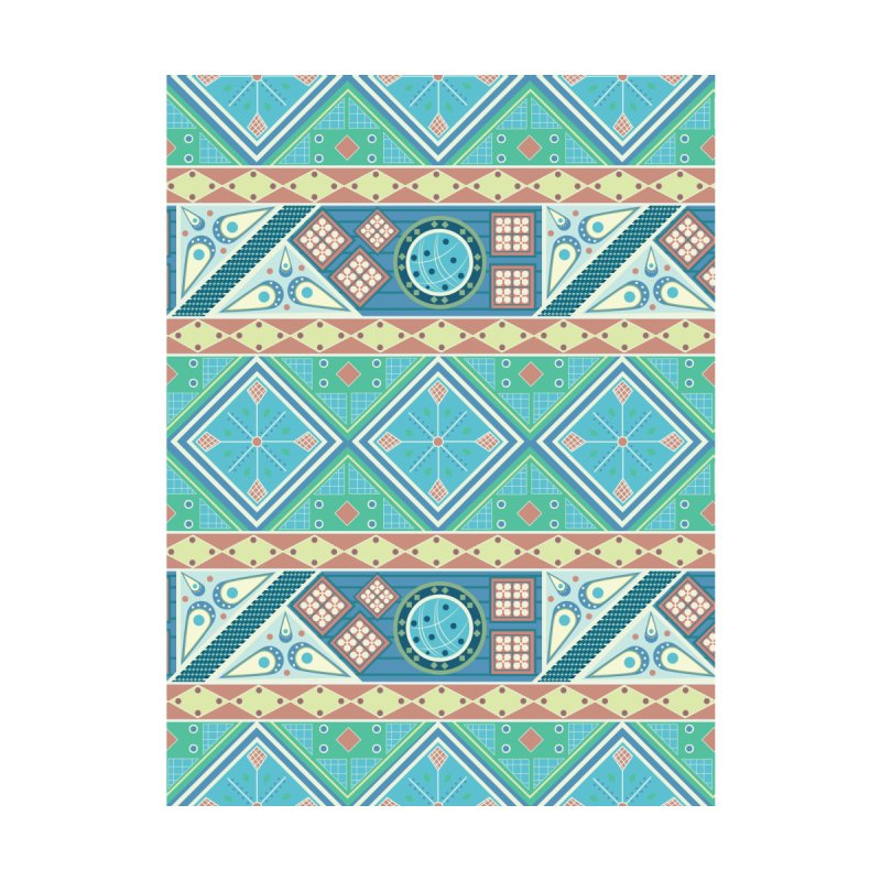 Pysanky Home Blanket by Svaeth's Artist Shop