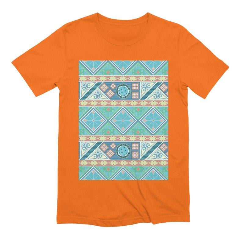 Pysanky Men's T-Shirt by Svaeth's Artist Shop